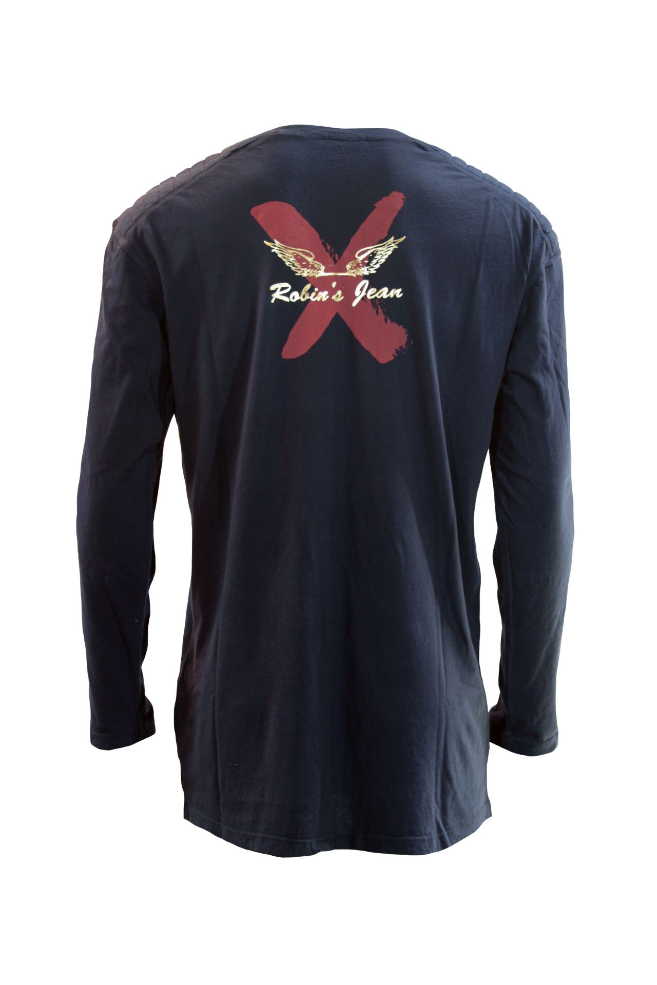 ACTIVITY LONG SLEEVE FOIL IN NAVY