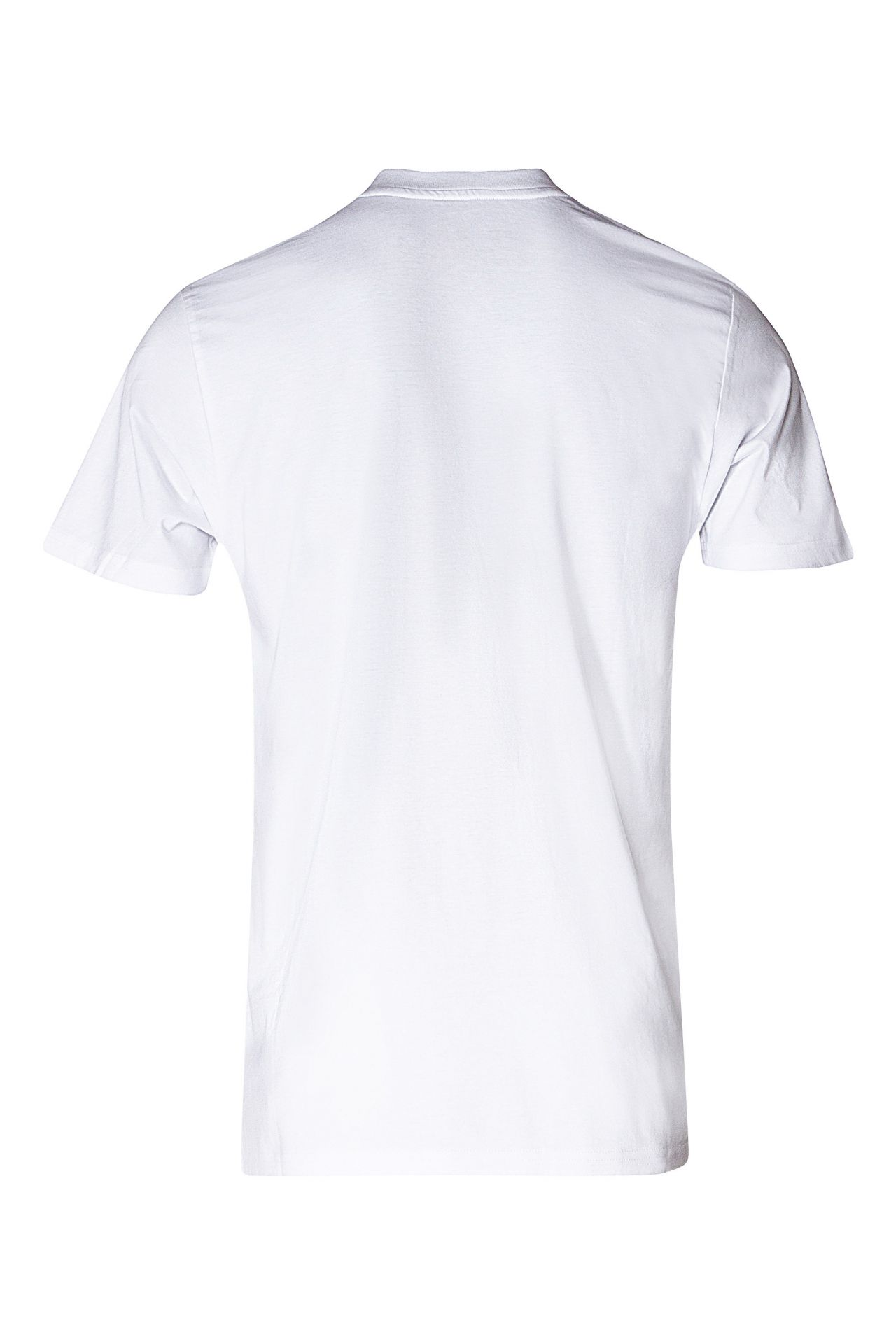 ROBIN'S RED LABEL AMERICAN EAGLE TEE IN WHITE
