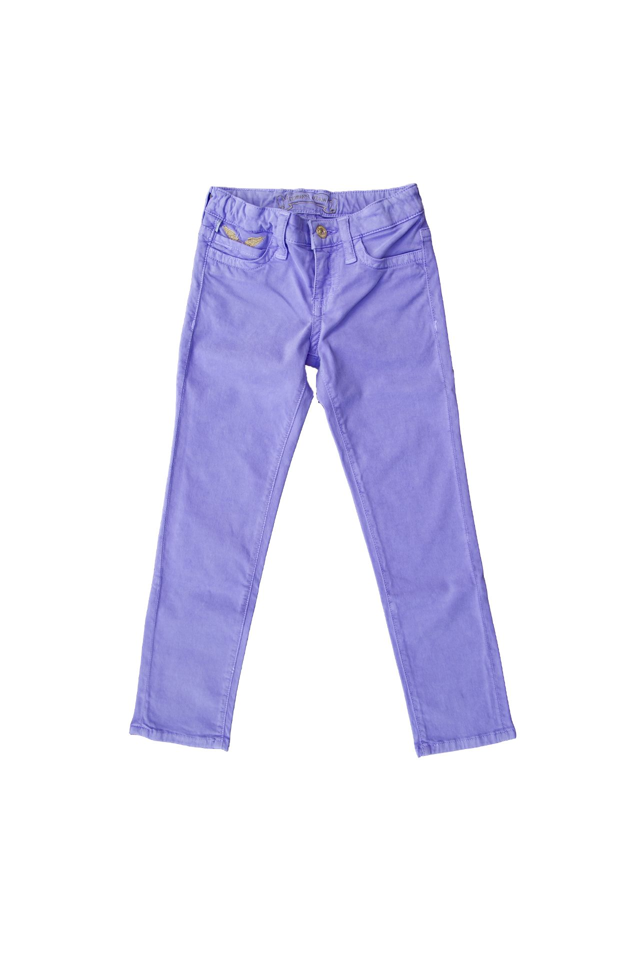 KID PANTS PURPLE