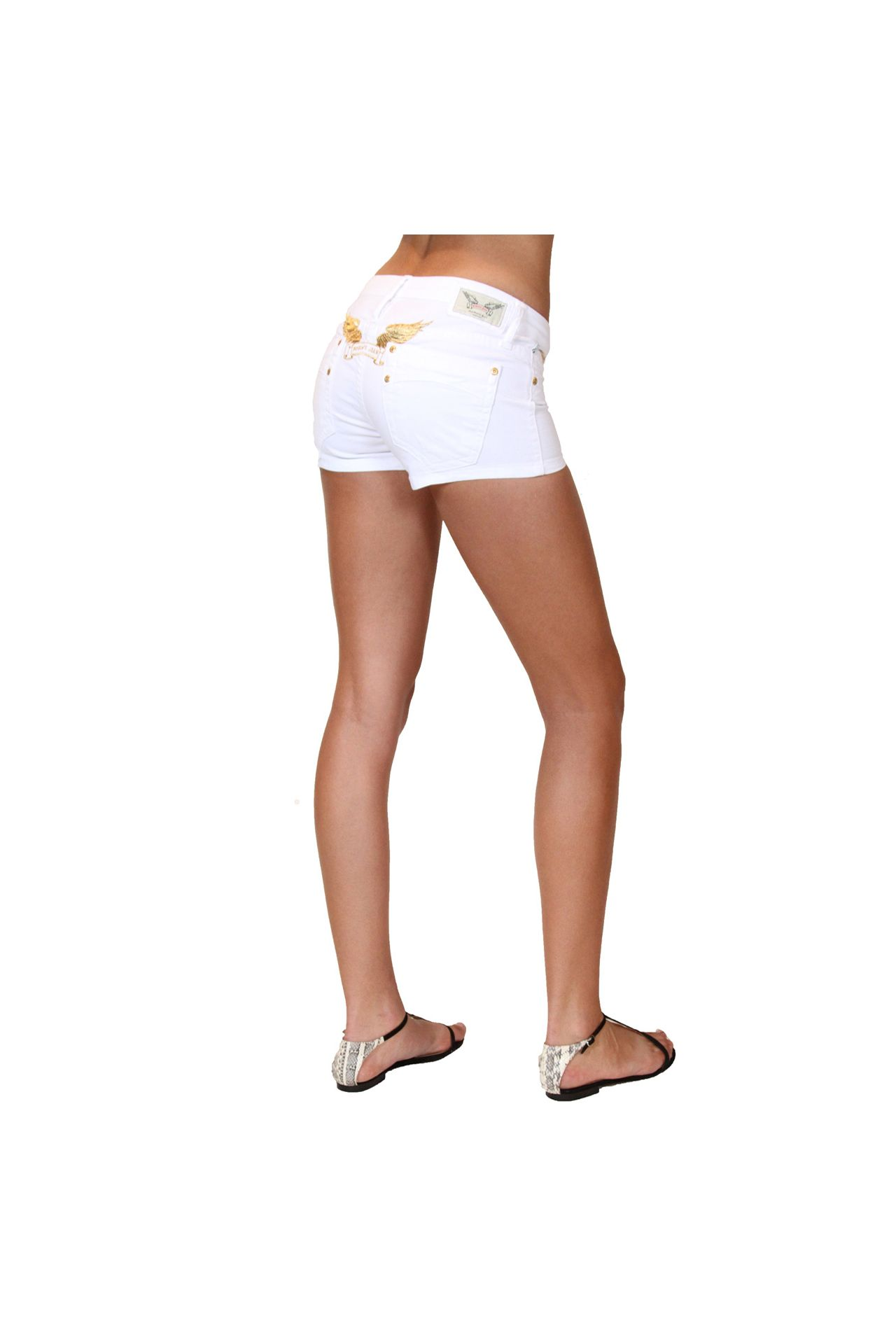 MARILYN SHORT WHITE