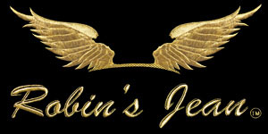 Robin's Golden Wings Logo